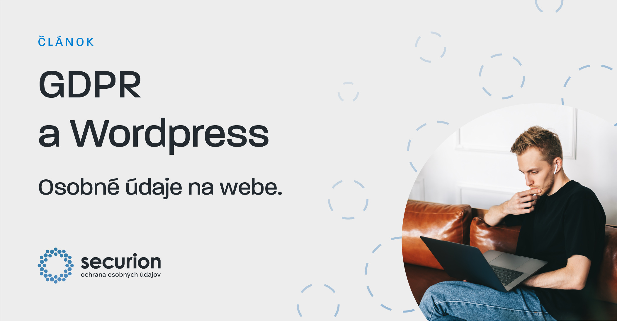 GDPR a WordPress